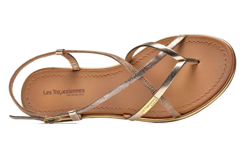 Sandales et nu-pieds Les Tropéziennes par M Belarbi Monaco Multicolore vue gauche