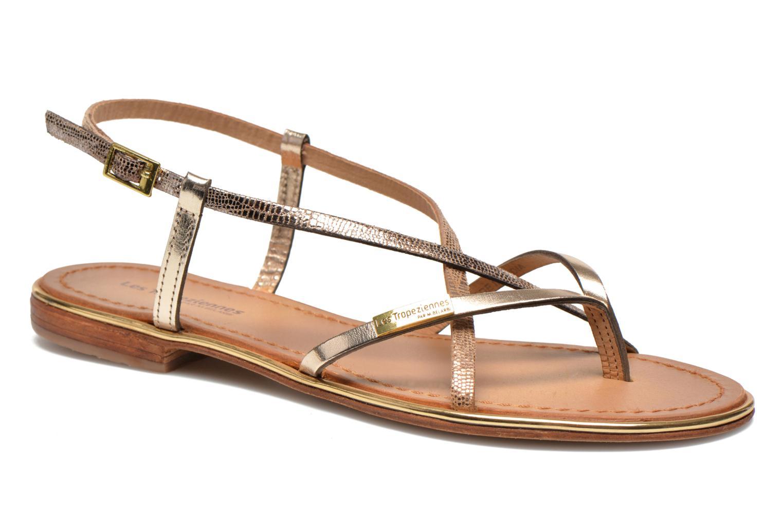 Sandaler Les Tropéziennes par M Belarbi Monaco Multi detaljeret billede af skoene