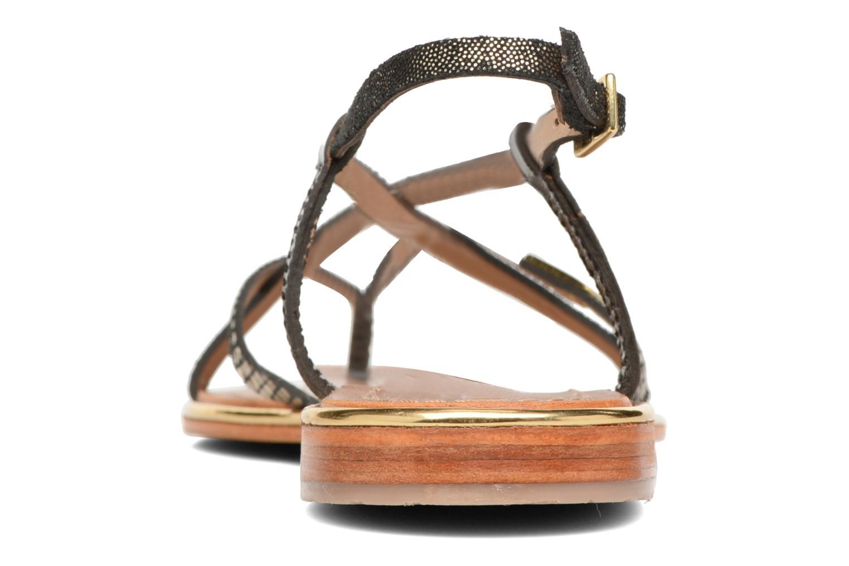 Sandaler Les Tropéziennes par M Belarbi Monaco Sort Se fra højre