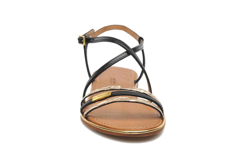 Sandaler Les Tropéziennes par M Belarbi Balise Svart bild av skorna på