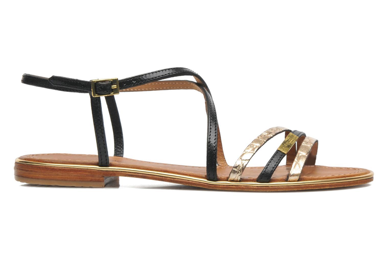 Sandales et nu-pieds Les Tropéziennes par M Belarbi Balise Noir vue derrière