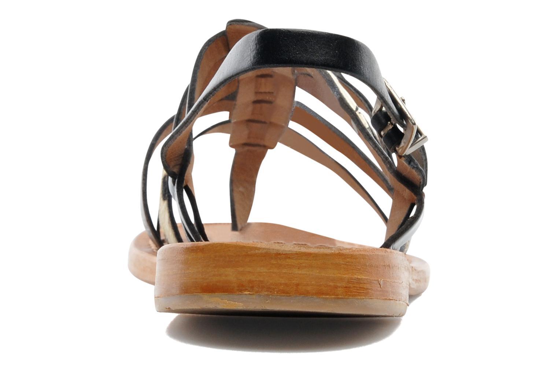 Sandales et nu-pieds Les Tropéziennes par M Belarbi Harpe Multicolore vue droite