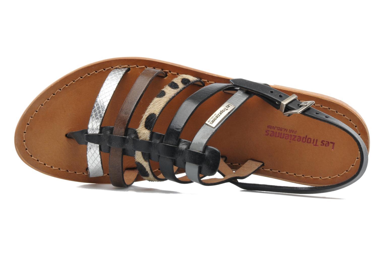 Sandales et nu-pieds Les Tropéziennes par M Belarbi Harpe Multicolore vue gauche