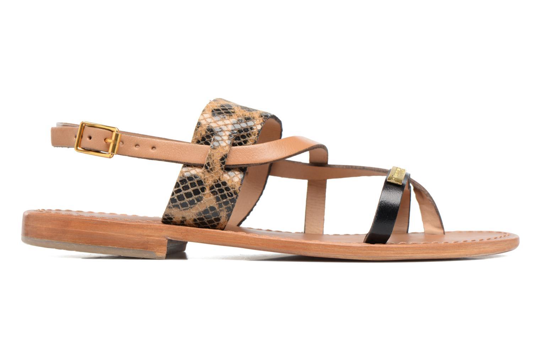 Sandales et nu-pieds Les Tropéziennes par M Belarbi Baule Beige vue derrière