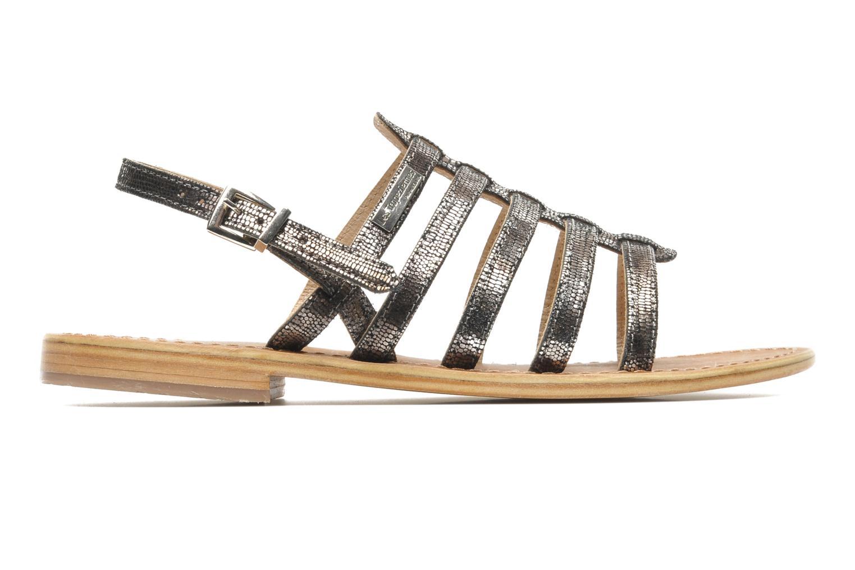 Sandalen Les Tropéziennes par M Belarbi Brillant silber ansicht von hinten