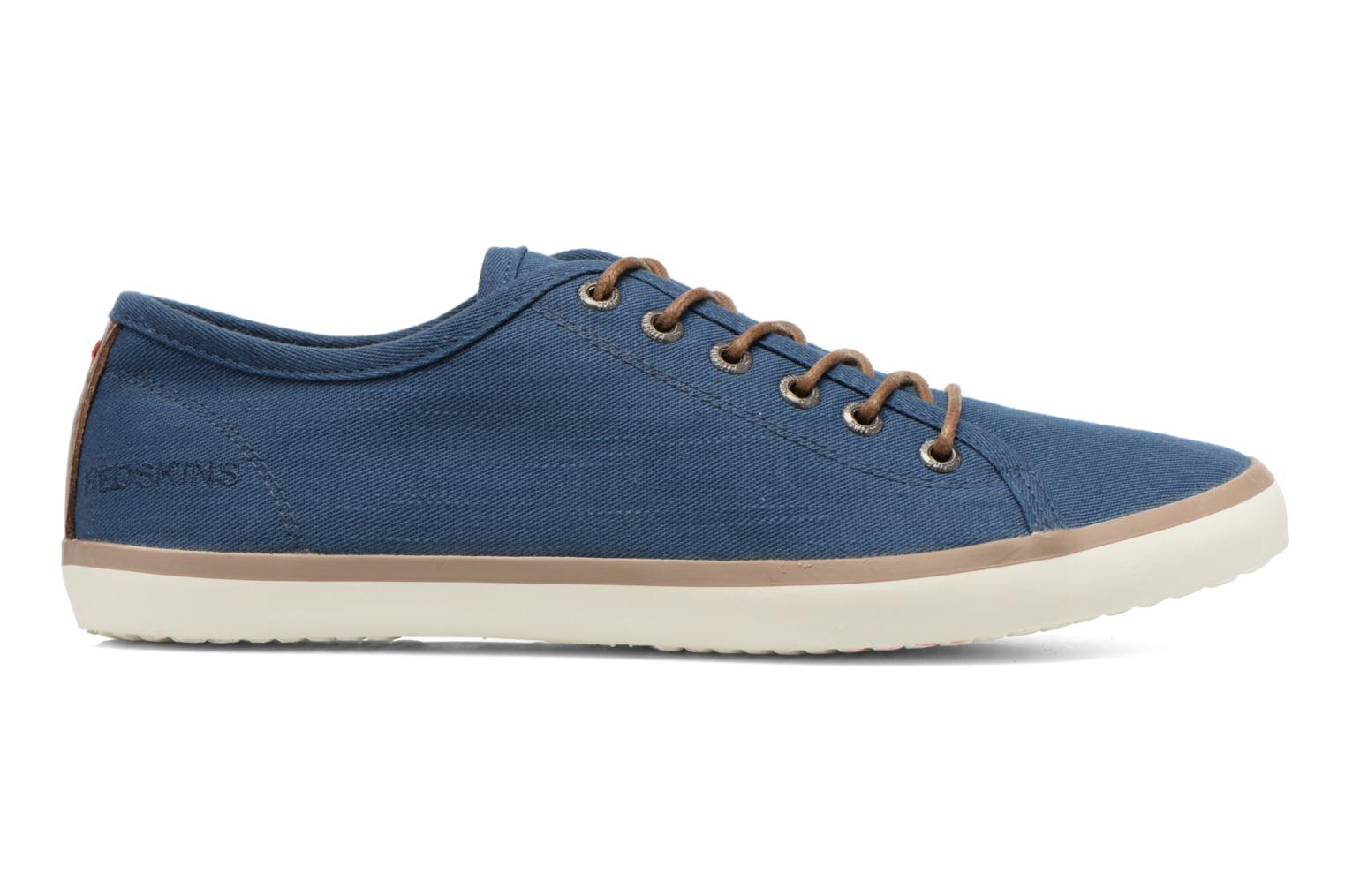 Trainers Redskins Esmer Blue back view