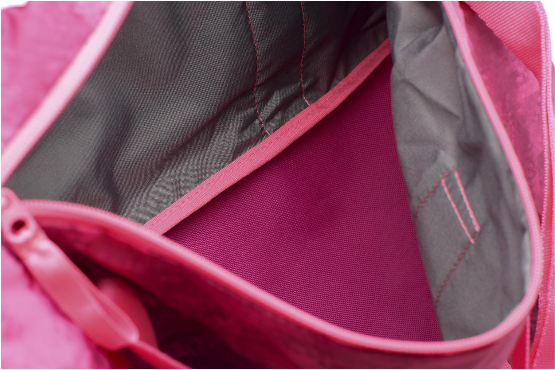 Bolsas de deporte Puma Fit AT Sports Duffle Rosa vistra trasera