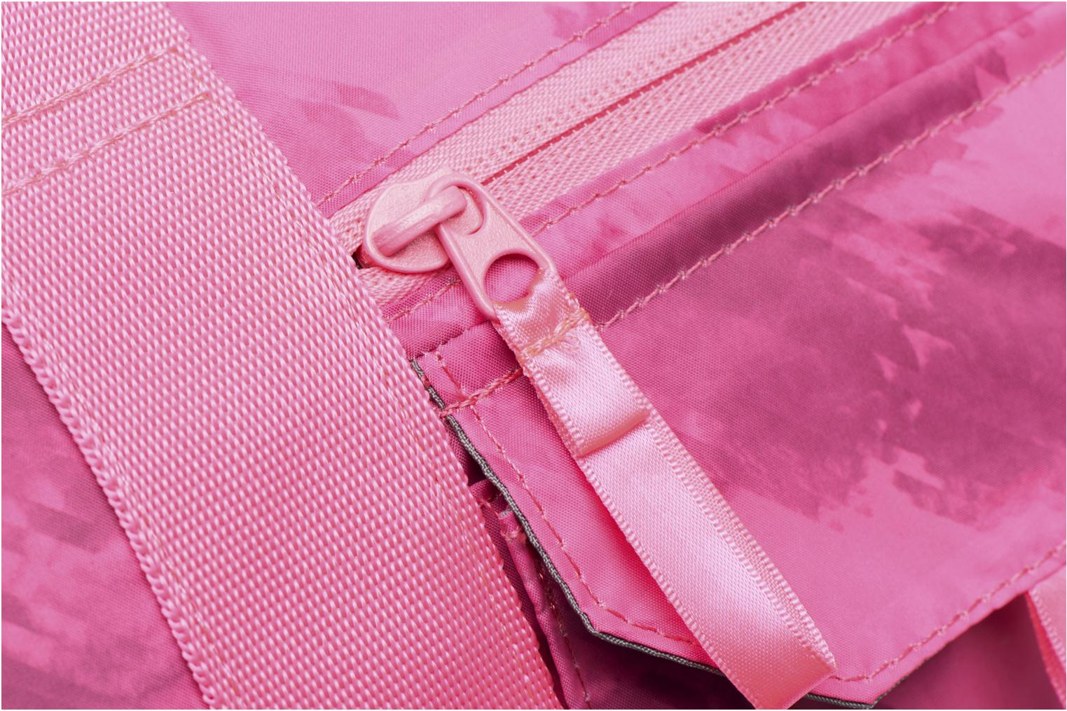 Sports bags Puma Fit AT Sports Duffle Pink view from the left