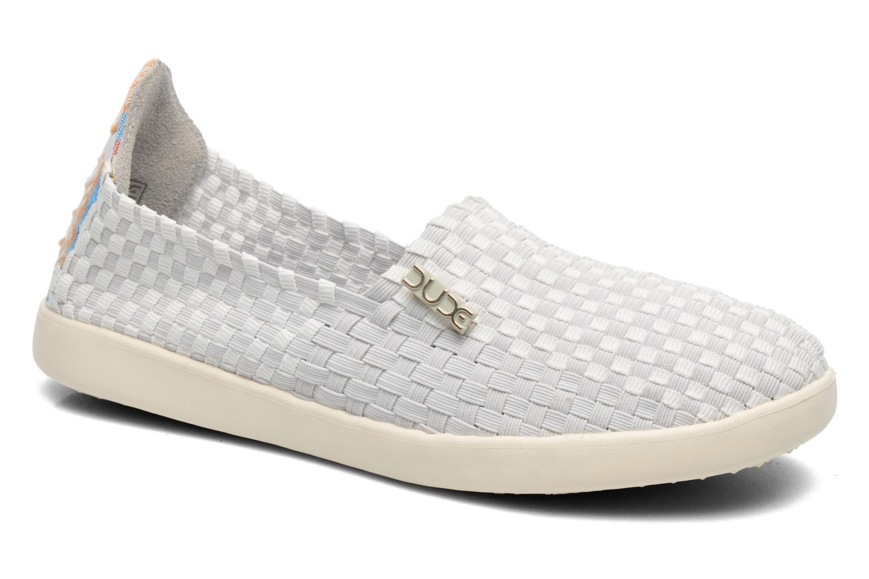 Sneakers DUDE E-last simple Bianco vedi dettaglio/paio