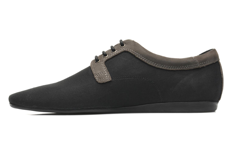 Chaussures à lacets Schmoove Fidji Club Noir vue face