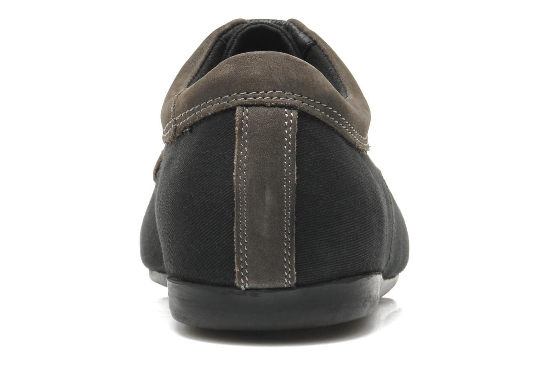 Chaussures à lacets Schmoove Fidji Club Noir vue droite