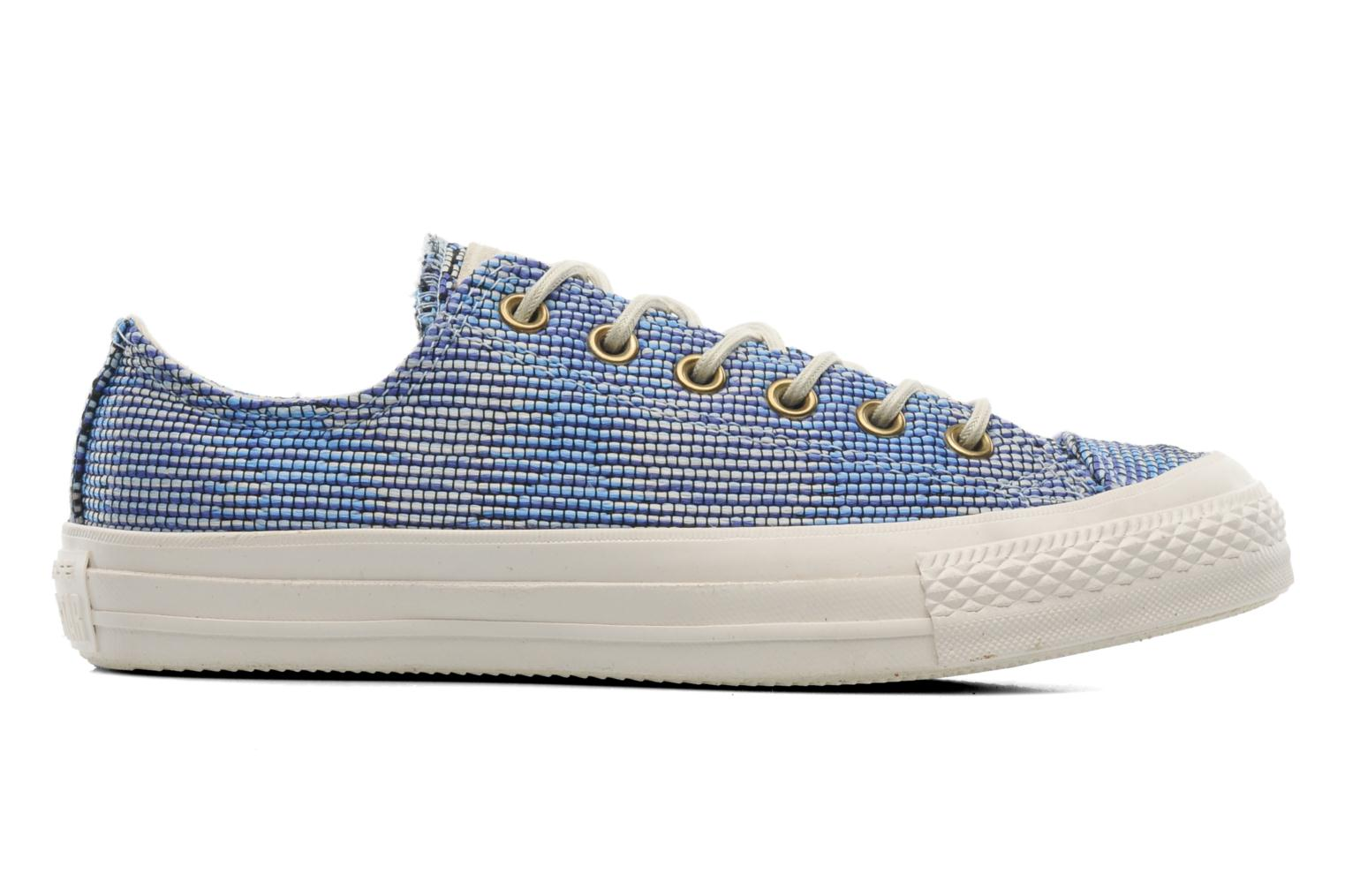 Baskets Converse Chuck Taylor All Star Basket Weave Ox W Multicolore vue derrière