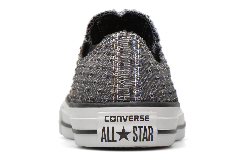 Baskets Converse Chuck Taylor All Star Perf Cvs Ox W Noir vue droite