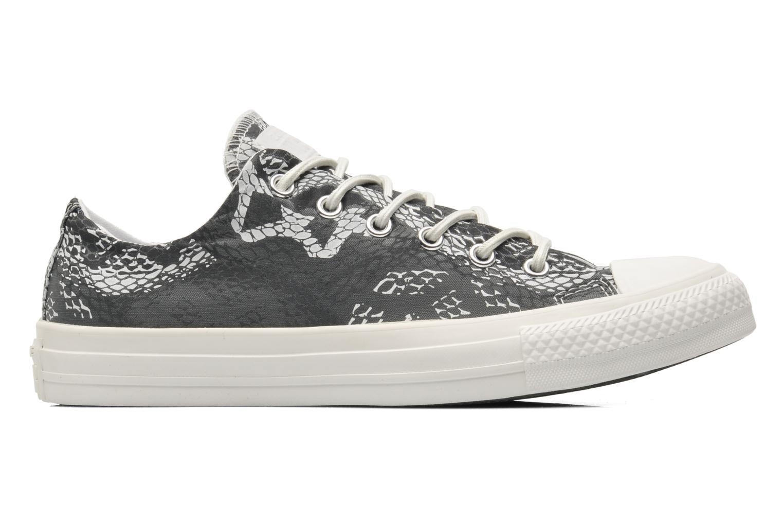 Sneaker Converse Chuck Taylor Reptile Print Ox W schwarz ansicht von hinten