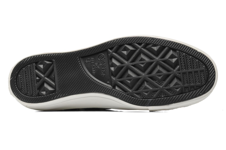Sneaker Converse Chuck Taylor Reptile Print Ox W schwarz ansicht von oben