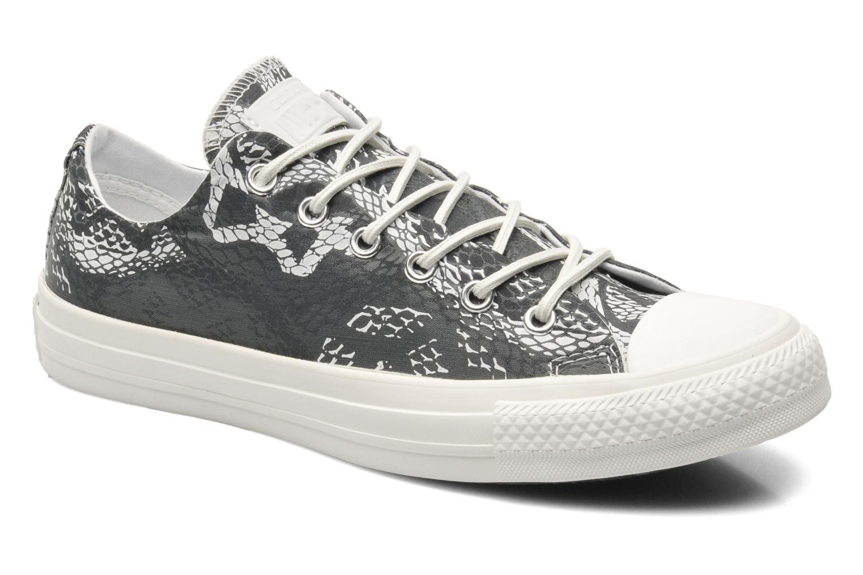 Baskets Converse Chuck Taylor Reptile Print Ox W Noir vue détail/paire