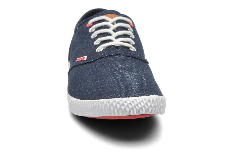 Sneakers Jack & Jones JJ Spider I Blå bild av skorna på