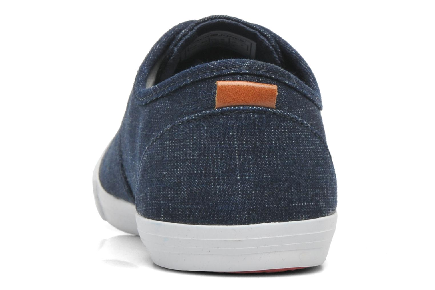 Trainers Jack & Jones JJ Spider I Blue view from the right