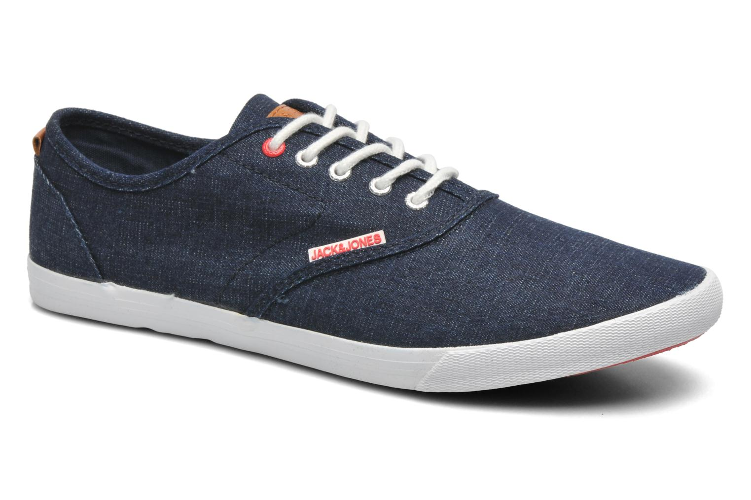 Trainers Jack & Jones JJ Spider I Blue detailed view/ Pair view