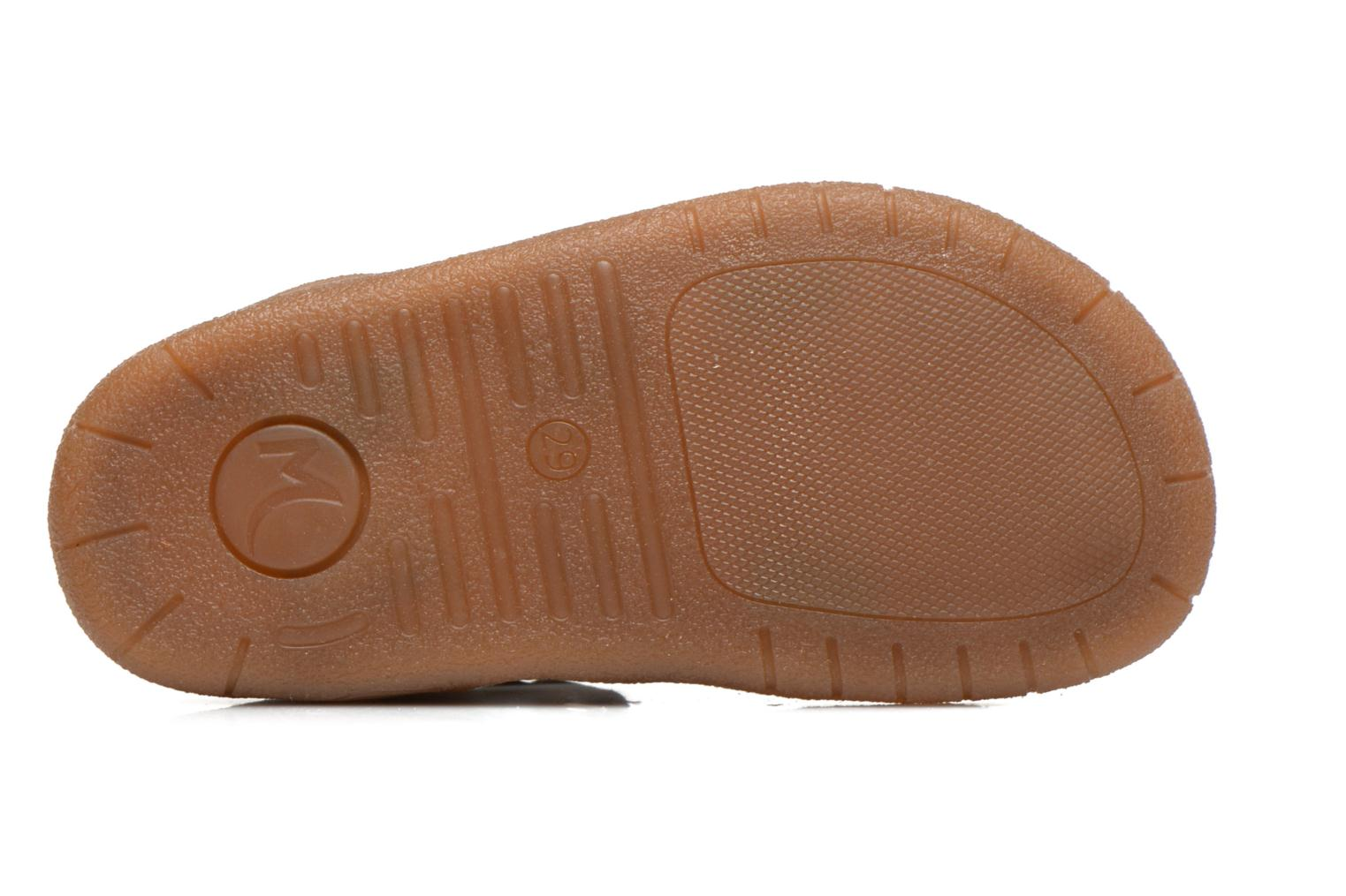 Sandalen Minibel Imed Bruin boven