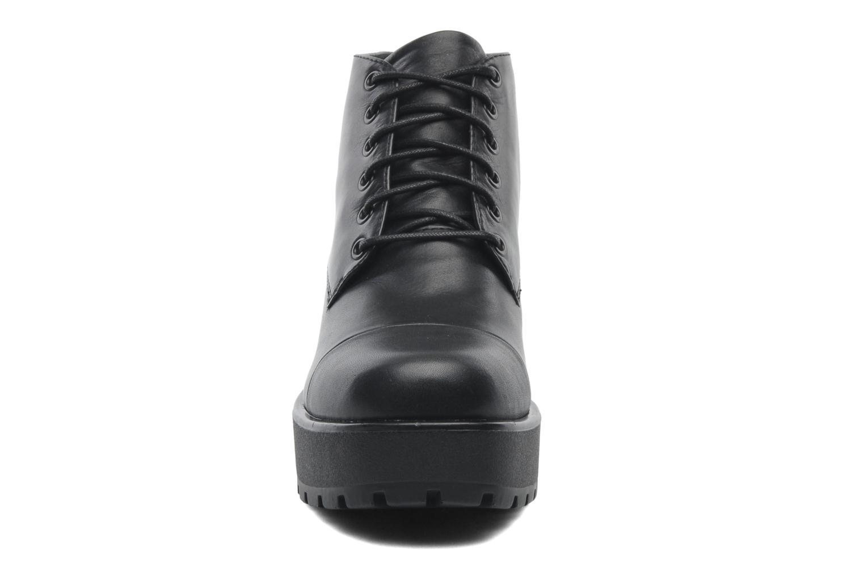 Snörade skor Vagabond DIOON 3947-001 Svart bild av skorna på
