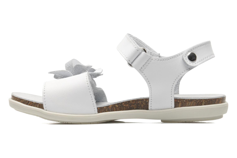 Sandales et nu-pieds Primigi SCARLET Blanc vue face