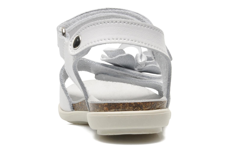 Sandales et nu-pieds Primigi SCARLET Blanc vue droite