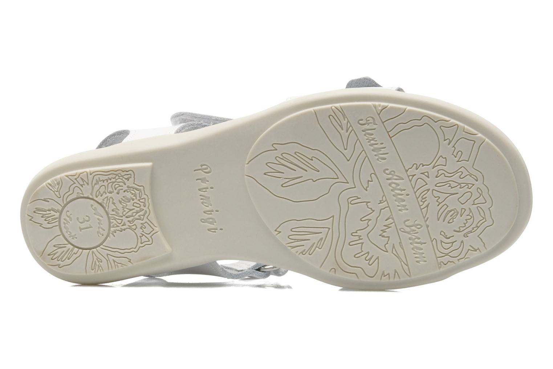 Sandales et nu-pieds Primigi SCARLET Blanc vue haut