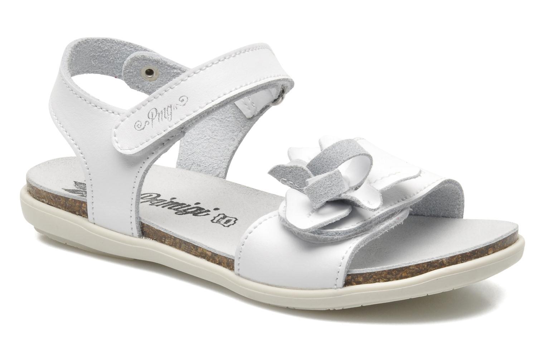 Sandales et nu-pieds Primigi SCARLET Blanc vue détail/paire