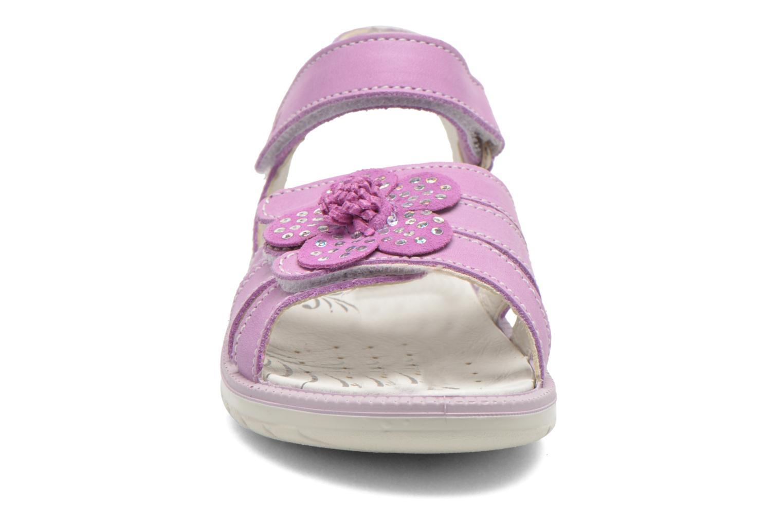 Sandalen Primigi BERTHA lila schuhe getragen