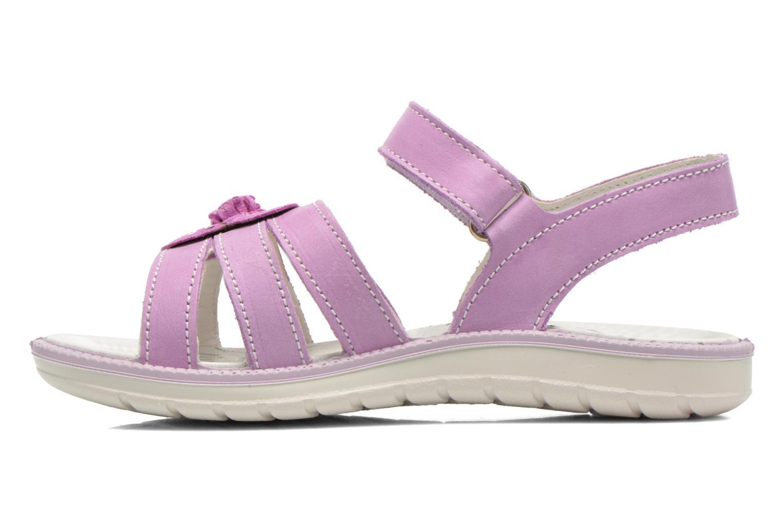 Sandals Primigi BERTHA Purple front view