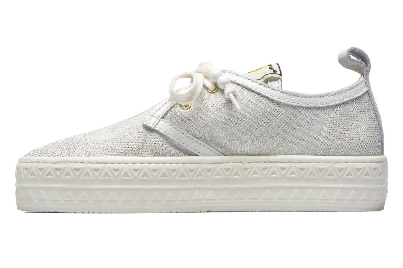 Baskets Dolfie Devon Blanc vue portées chaussures