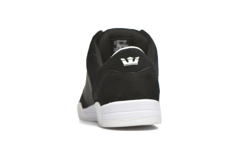 Zapatillas de deporte Supra Ellington Negro vista lateral derecha