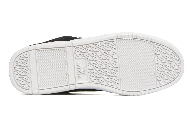 Chaussures de sport Supra Ellington Noir vue haut