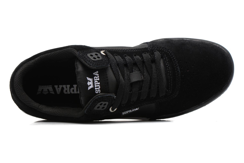 Sportschoenen Supra Ellington Zwart links