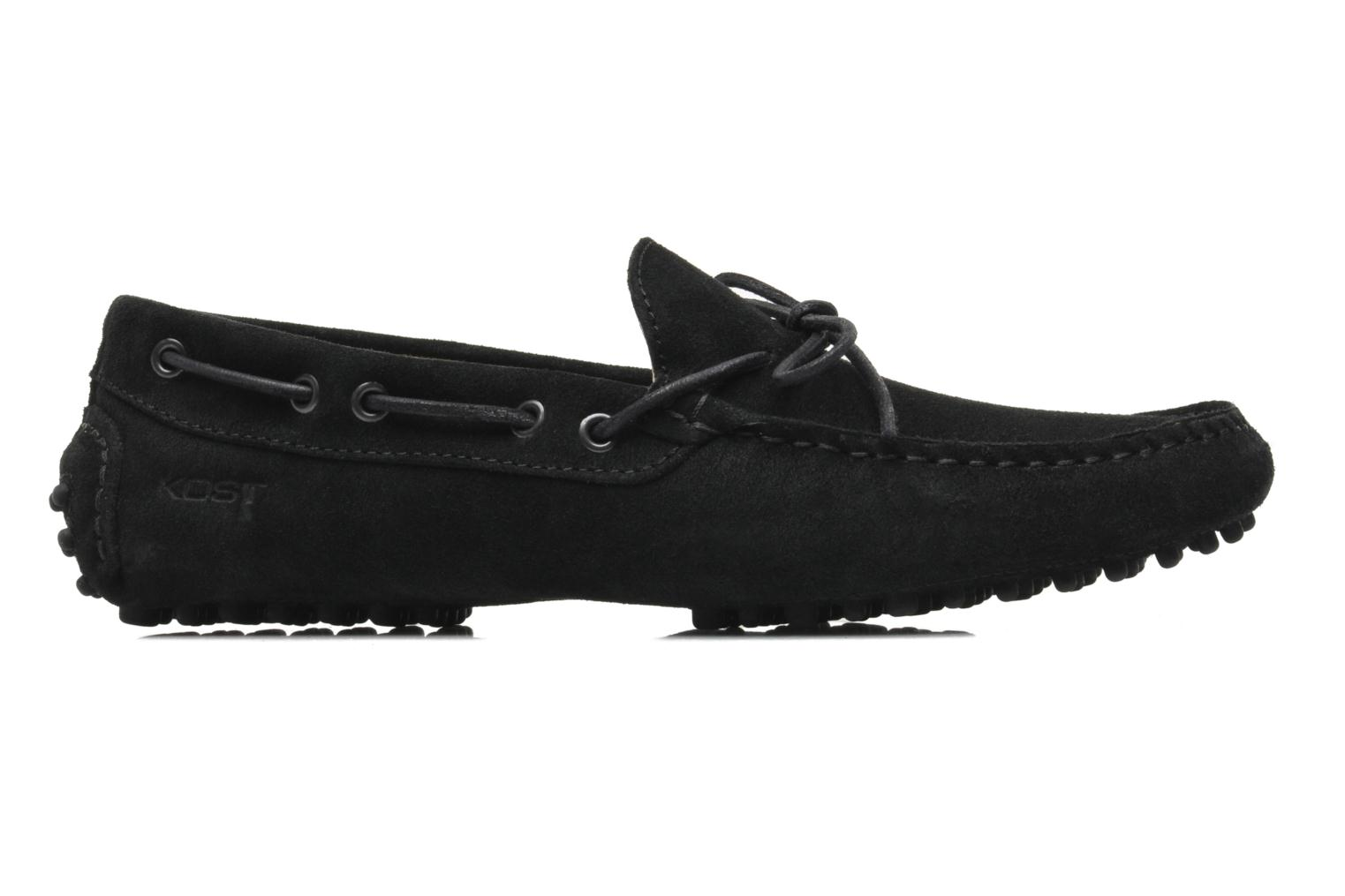 Loafers Kost Tapalo Black back view