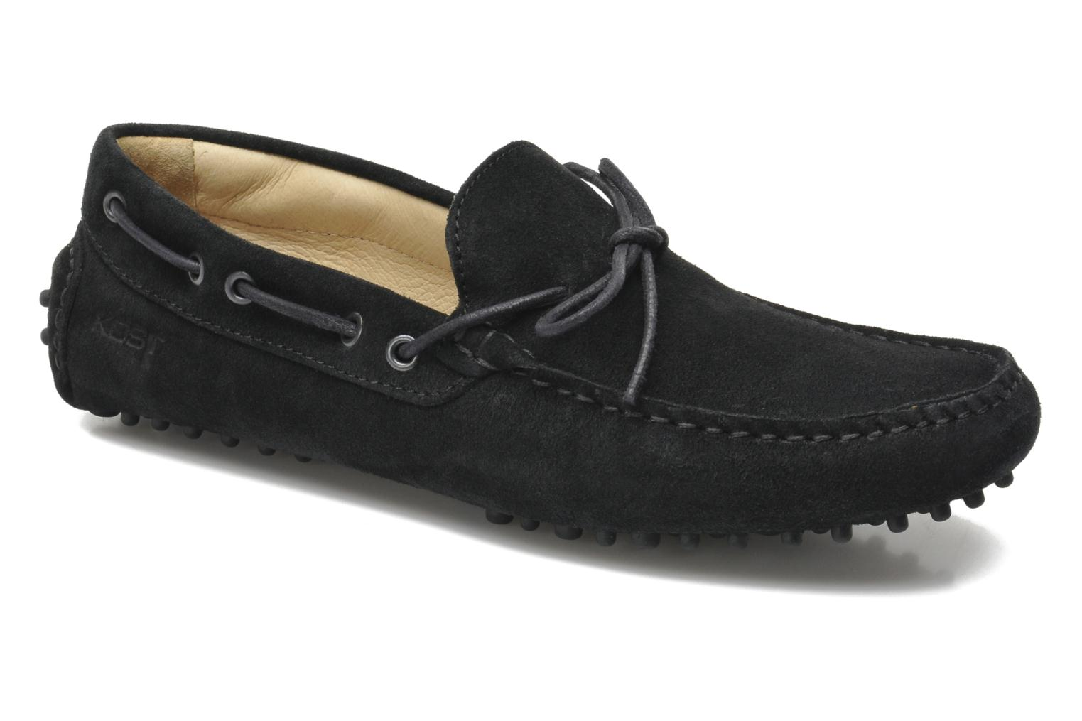 Loafers Kost Tapalo Black detailed view/ Pair view