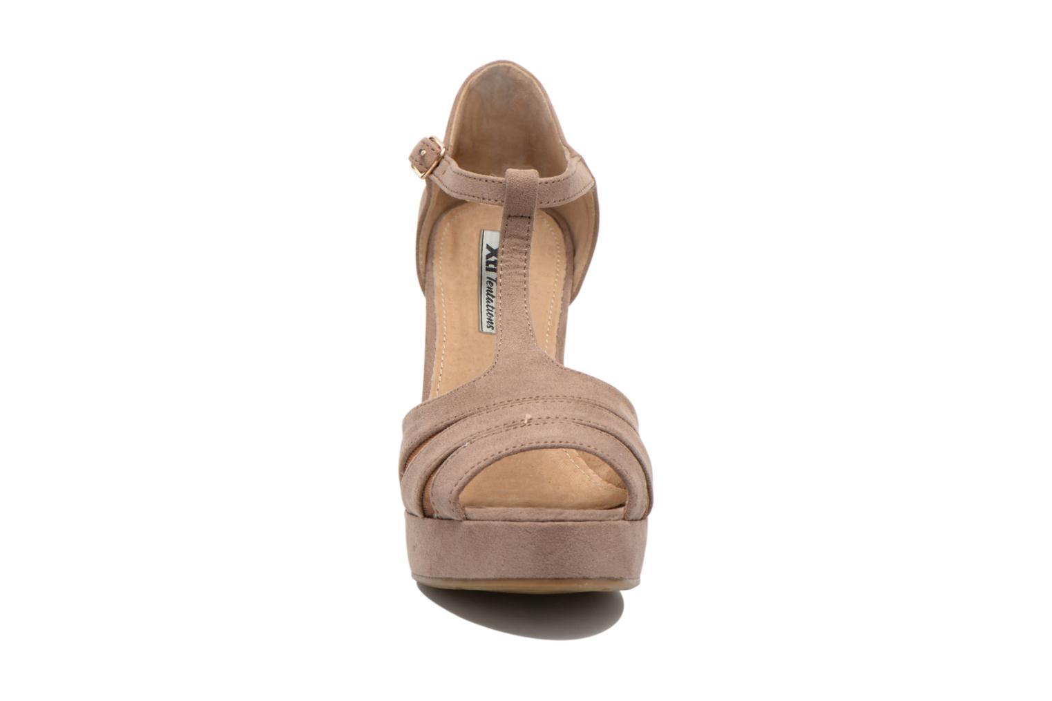 Sandals Xti Ieva-29697 Brown model view
