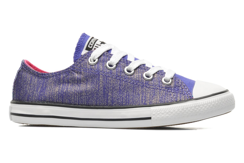 Sneakers Converse Chuck Taylor EA Coast SPK Paars achterkant