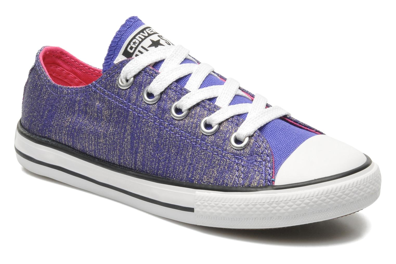 Sneakers Converse Chuck Taylor EA Coast SPK Paars detail