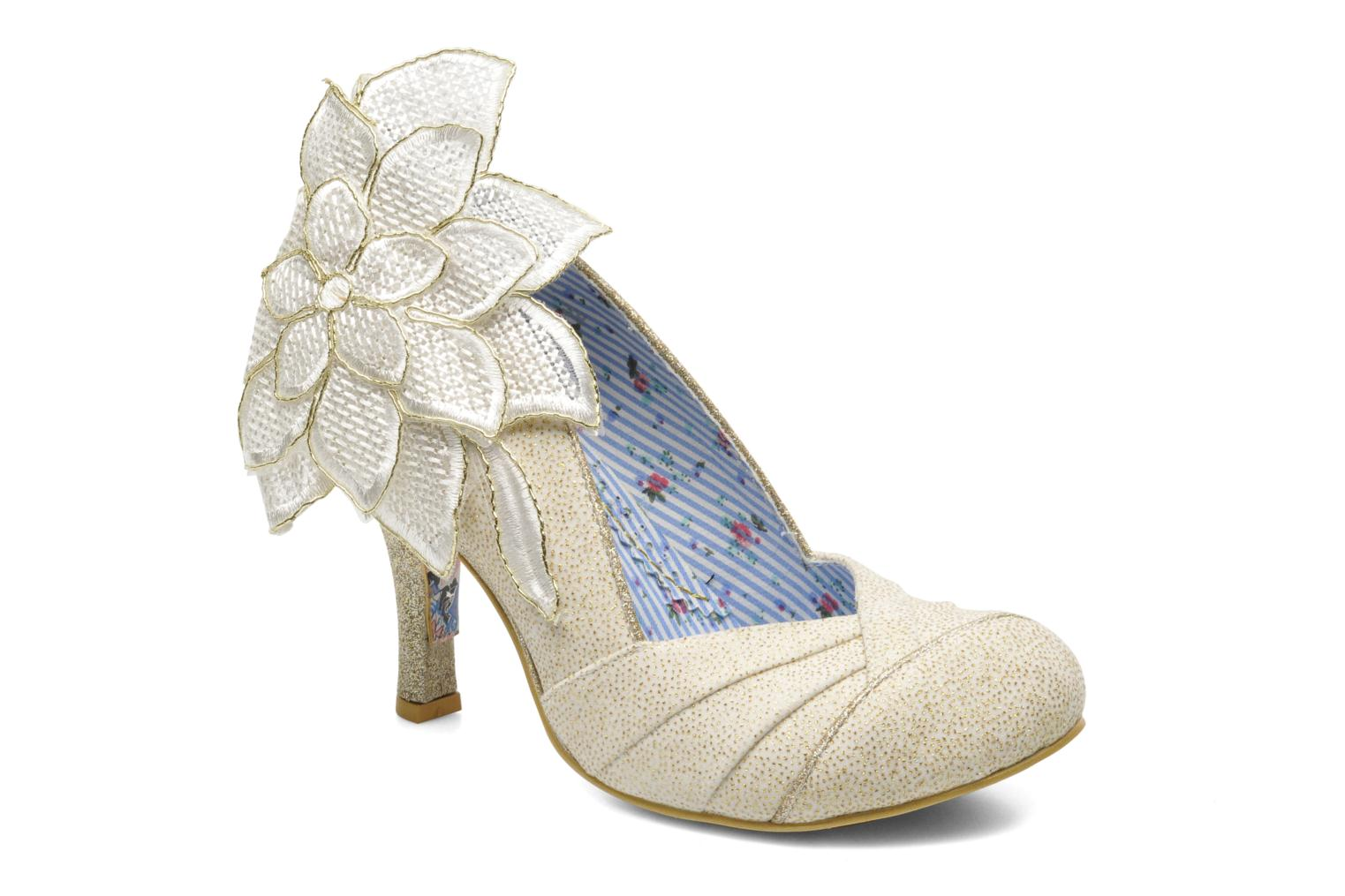 Irregular Choice Baby Love (Beige) - Escarpins chez Sarenza (214875)