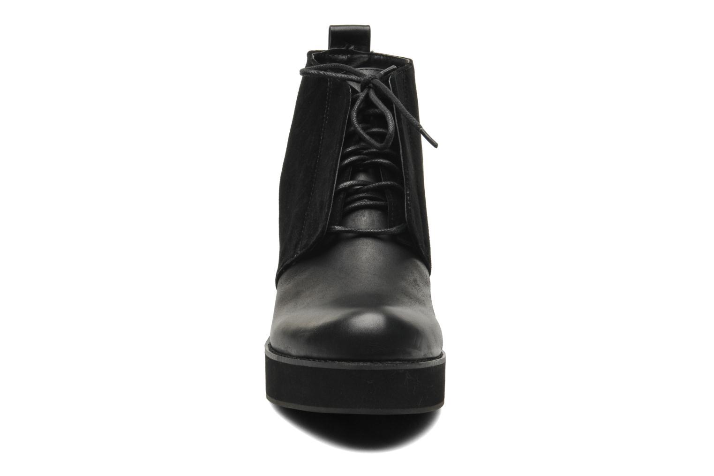 Bottines et boots Shellys London Michellton Noir vue portées chaussures