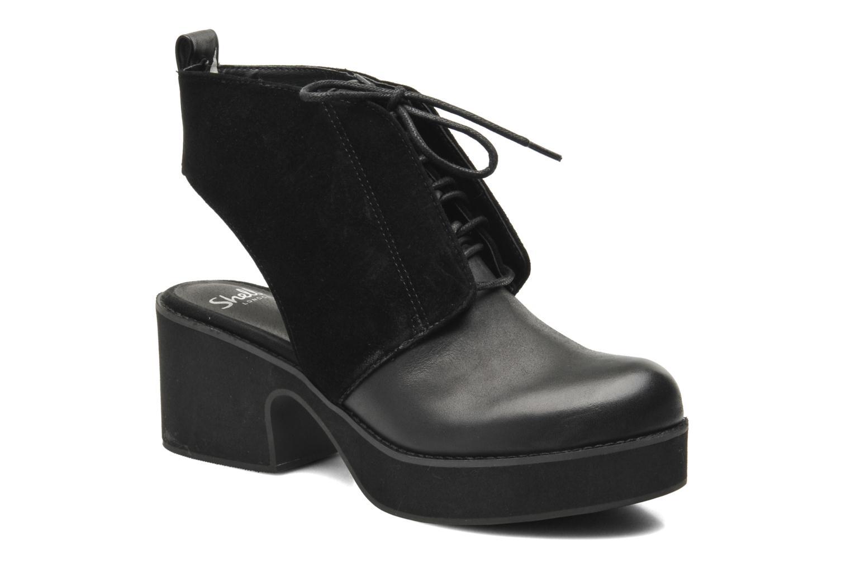 Bottines et boots Shellys London Michellton Noir vue détail/paire