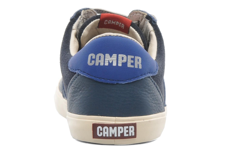 Sneakers Camper Pelotas Kids 80519 Blauw rechts