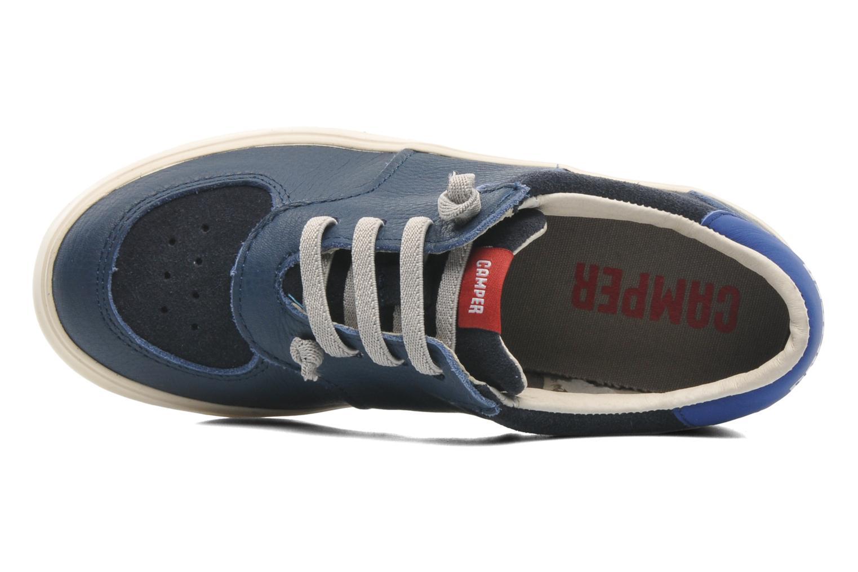 Sneakers Camper Pelotas Kids 80519 Blauw links