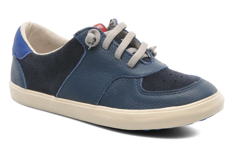 Sneakers Camper Pelotas Kids 80519 Blauw detail