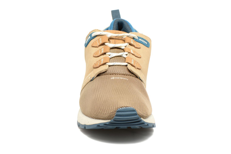 Sneaker Element Mitake beige schuhe getragen