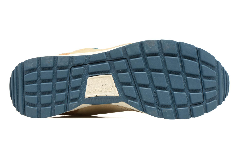 Sneaker Element Mitake beige ansicht von oben
