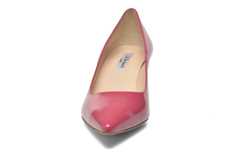 Escarpins L.K. Bennett Minu Rose vue portées chaussures