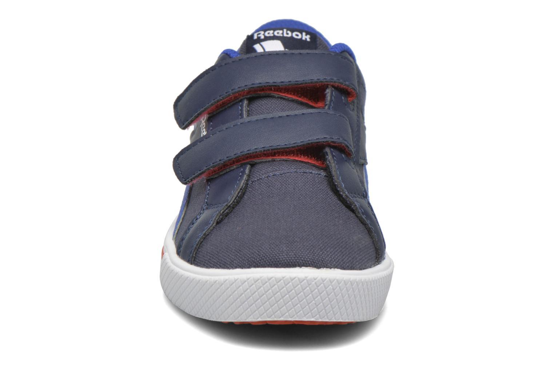 Baskets Reebok Reebok Royal Comp Alt Cvs Bleu vue portées chaussures